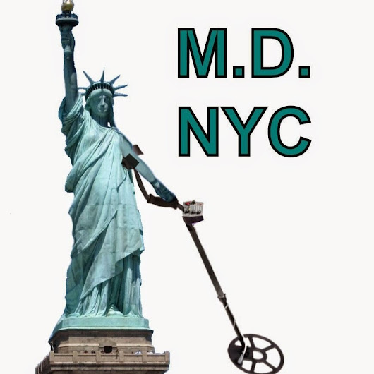 Metal Detecting NYC