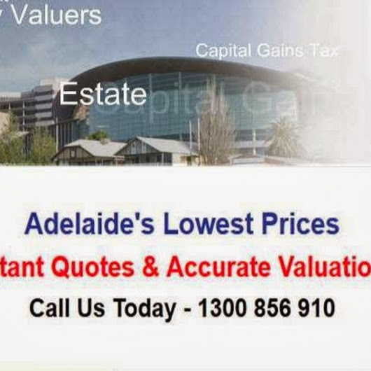 Adelaide Property Valuations