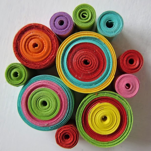 Paper quilling techniques pdf download