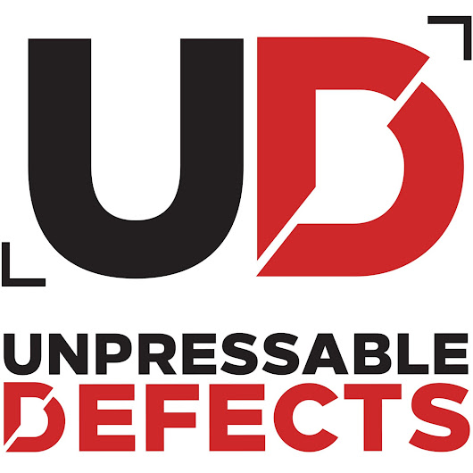 Unpressable Defects Podcast ON YOUTUBE