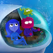 Laundry Monsters - Animations  - YouTube