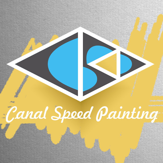 Canal Speed Painting