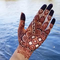 New Grid Palm Henna Design Eachnow Com