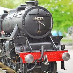 7 1/4 inch Gauge BR Standard Class 2 2-6-2T running at