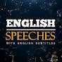 English Speeches